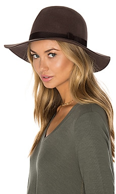 Dalila Hat in Brown
