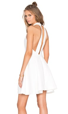Own Way Dress in Ivory
