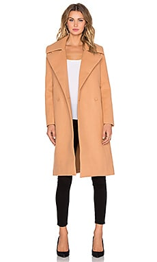 No Limit Coat in Tan