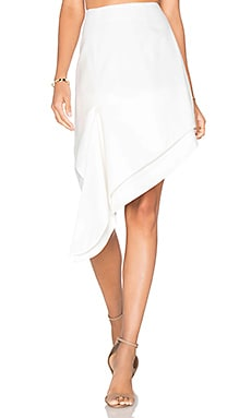 Paradise Awaits Skirt in Ivory