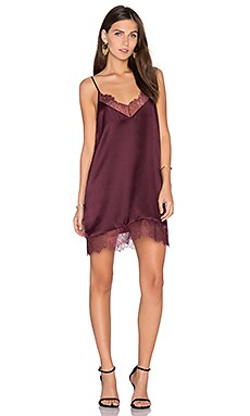 The Brooklyn Dress in Wine