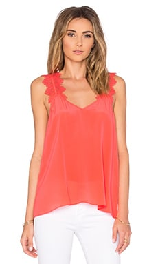 The Chelsea Cami in Coral