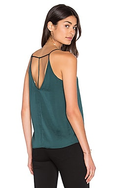 Bowery Cami in Emerald