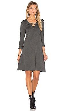 Hadley Dress in Charcoal