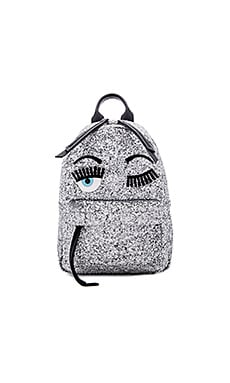 Flirting Backpack in Silver