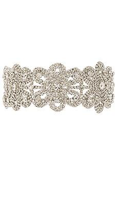 Elizabethan Choker in Silver