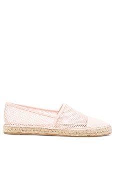 Lena Flat in Pink Whisper