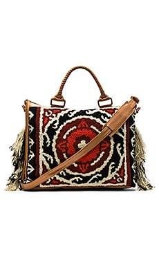 Ziggy Weekender Bag in Turkish Floral
