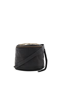 Jenna Crossbody Bag in Black