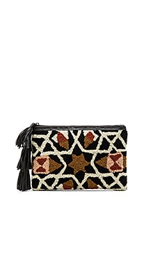 Sarris Clutch in Black