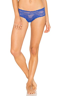 Trenta Low Rise Hotpant in Blue Moon