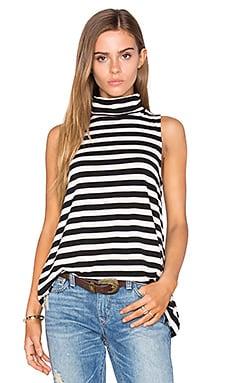 Shelene Top in Stripe
