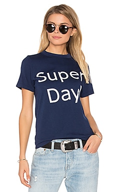 Super Day Tee in LAPD