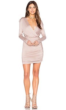 Kelsi Dress in Taupe