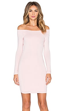 Amelia Dress in Light Pink