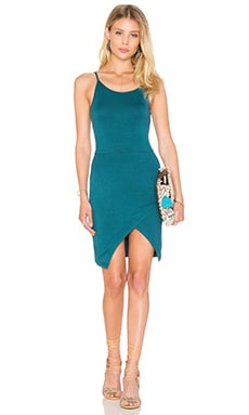 Isla Dress in Teal
