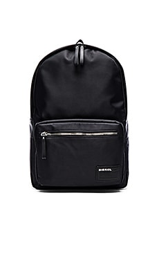Beat Box Drum Roll Backpack in Black