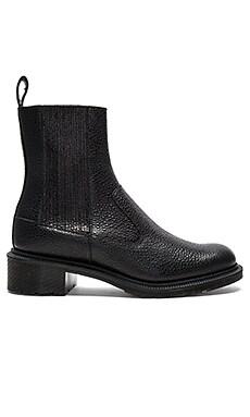 Eleanore Chelsea Boot in Black