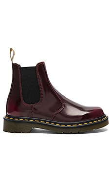 Chelsea Boot in Cherry Red