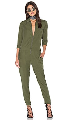 Marley Jumpsuit in Army