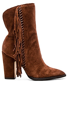 Ileen Boot in Chestnut