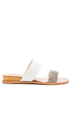Payce Sandal in Mint Multi
