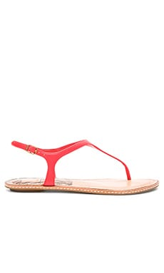 Kimberly Sandal in Red