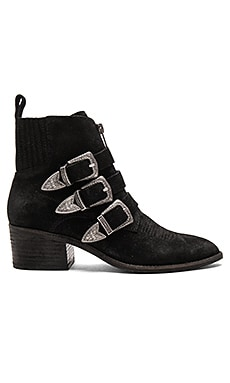 Scott Bootie in Black