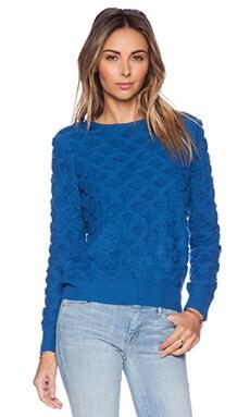 Melik Sweater in Cobalt
