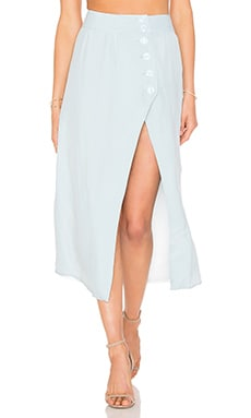 Kenni Skirt in Powder Blue