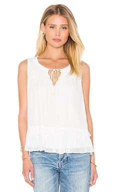 Marlena Tank in White