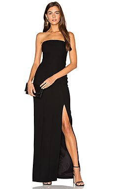 Carly Gown in Black