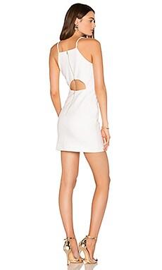 Lane Dress in White