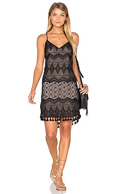 Crochet Dress in Black