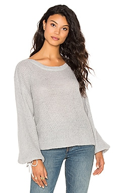 Lesya Sweater in Heather Grey