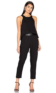 Stella Jumpsuit in Black