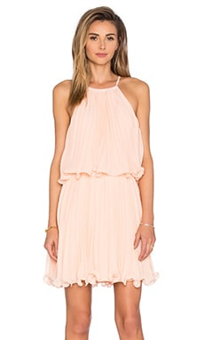 Ariana Dress in Blush