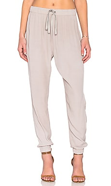 Lounge Pant in Limestone