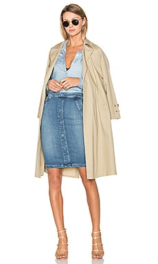 Classic Trench in Camel