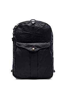 Journeyman Backpack in Black