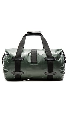 Small Dry Duffle in Green