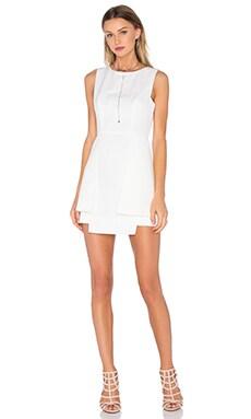 The Frame Dress in White