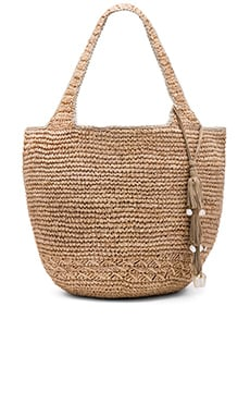 Tahoe Tote in Almond