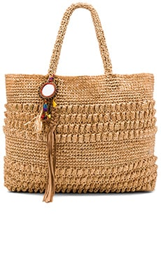 Junkanoo Tote in Natural Multi