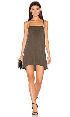 x REVOLVE Summer Slip Dress in Olive