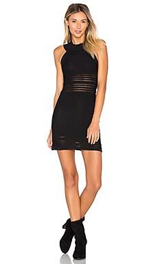 KNITZ Rivington Dress in Black