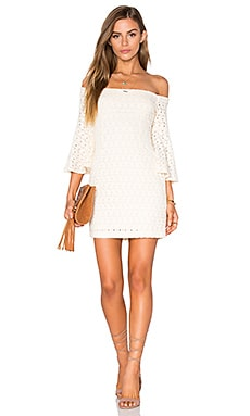 Sophia Dress in Ivory