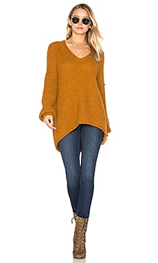 All Mine Sweater in Terracotta