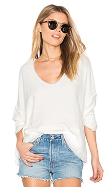 Dolman Pullover Top in Ivory