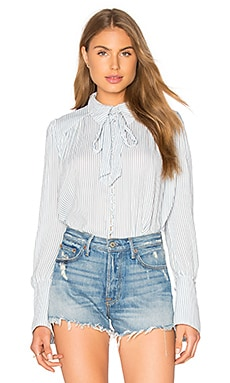Modern Muse Top in White